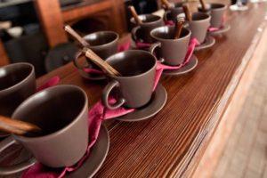 Оснащение кофейни